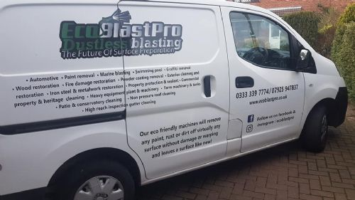 Vehicle graphics and decals